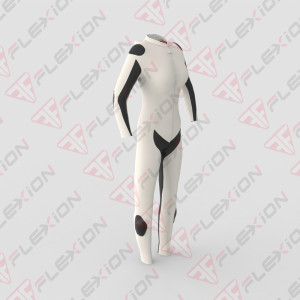 female race suit flexion custom design