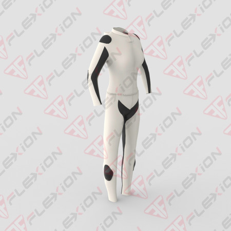 female bike suit design